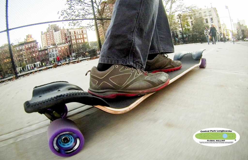 SkateBoard for Sidewalk or Street