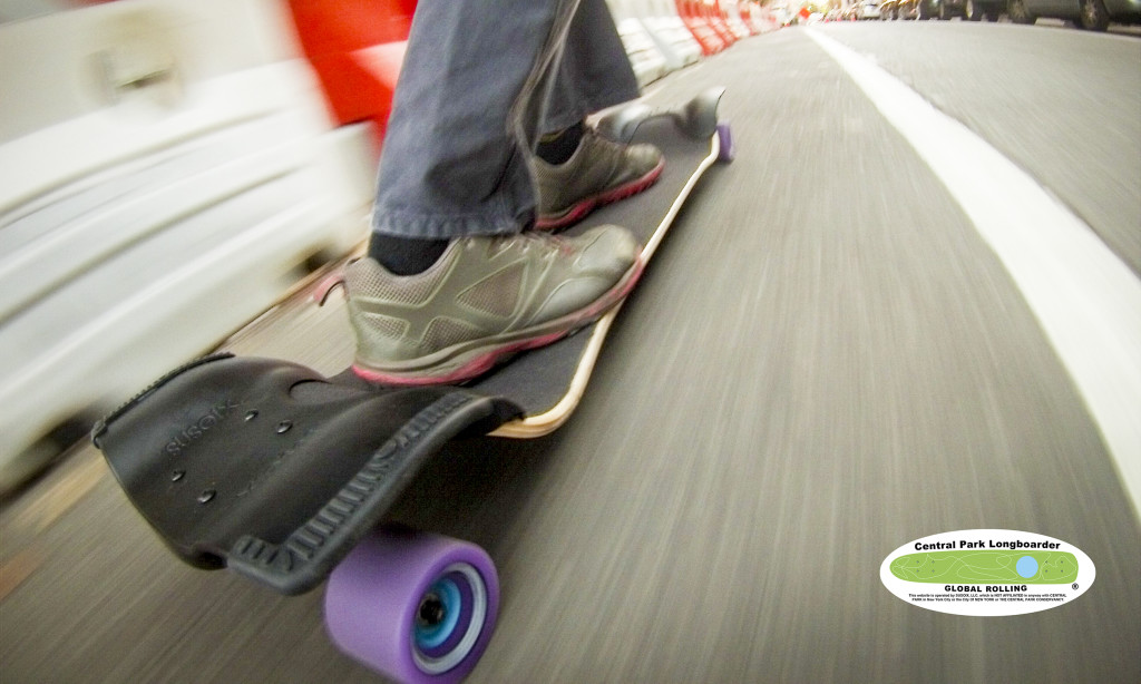 Commuting LongBoard